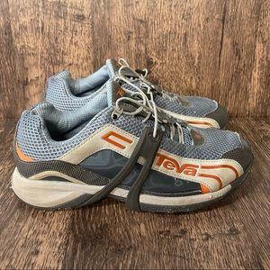 Teva X-1 Racer Hiking Mesh Water Shoes Women's 8